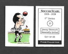 Newcastle United Jimmy Denmark 37 (FC)